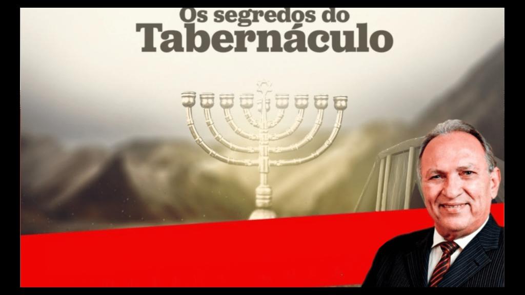 os segredos do tabernáculo tipologia bíblIca napoleão falcão